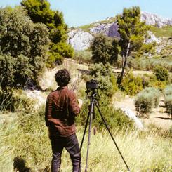 Sensitive Landscapes Exhibition - Saint-Remy de Provence