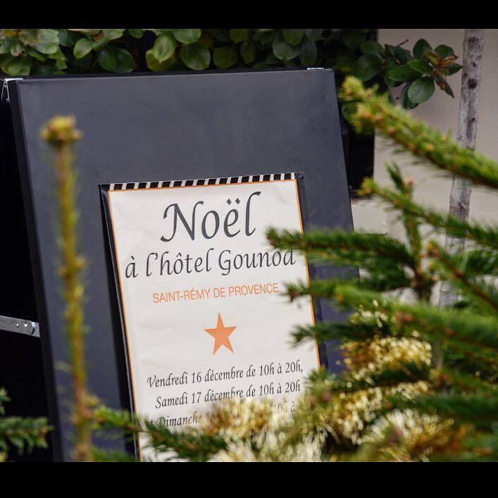 L'Hôtel Gounod vous invite à sa nouvelle vente éphémère de Noël